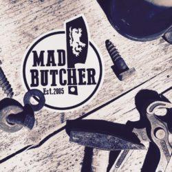MadButcher Sticker